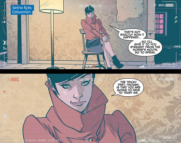 Catwoman: Murderer? Catwoman Annual #1 Preview