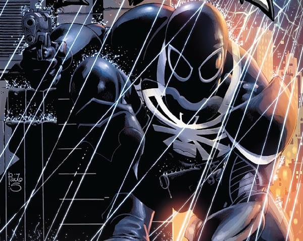 Venom Vol. 2 #31 cover by Paul Siqueira and Andres Mossa