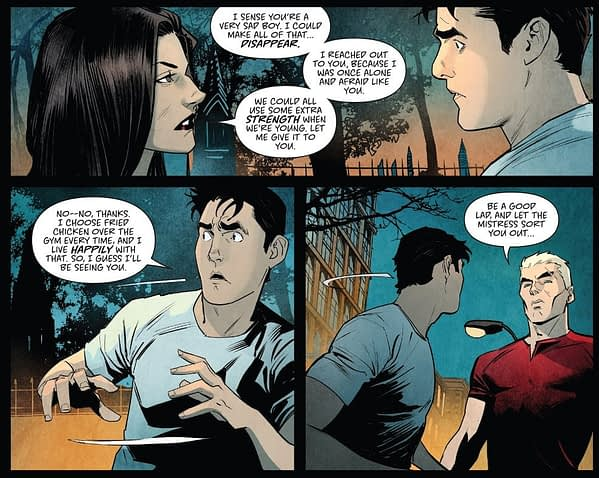 Buffy #4 Comic Makes The Biggest Change To Its Canon Today (Major Spoilers)