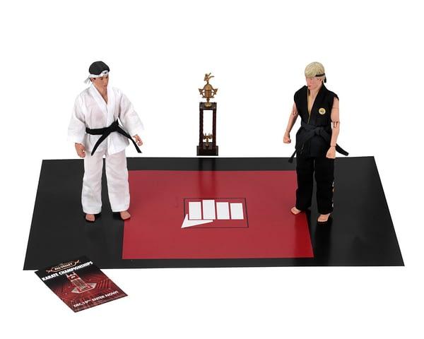NECA Karate Kid Tournament Set 1