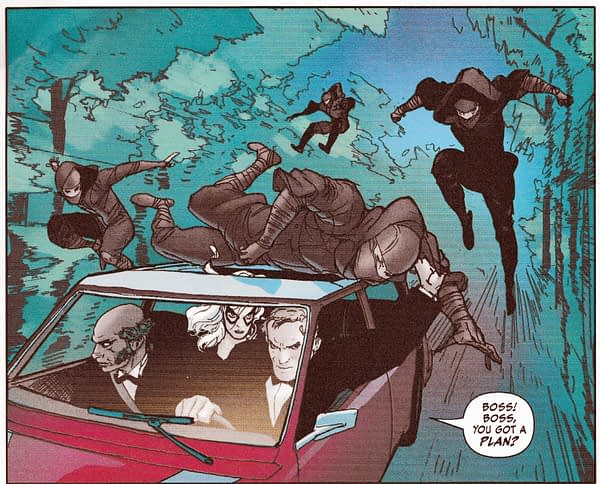 Meet Felicia Hardy's New Crew in Black Cat #1 (Spoilers)