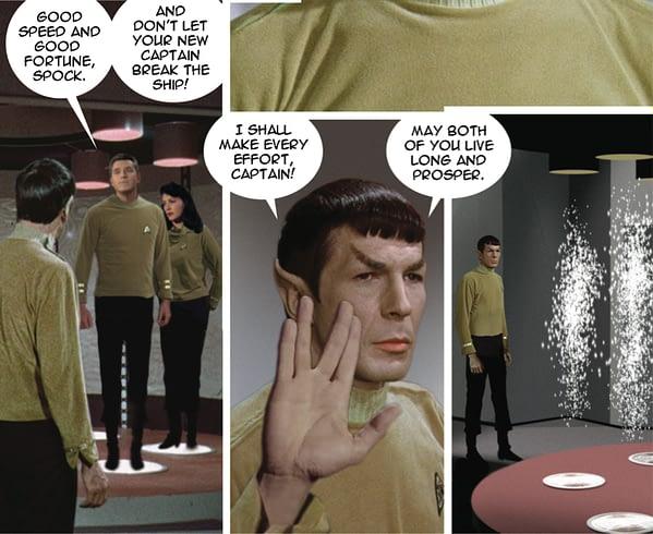 Star Trek New Visions #5