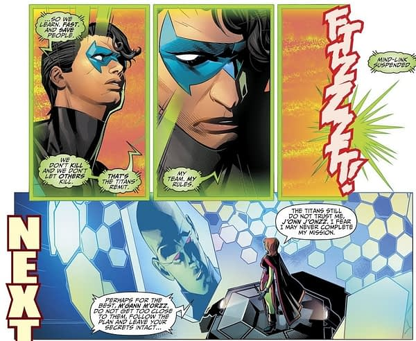 Is DC Gearing Martian Manhunter Up to Be Their Big Bad? [Spoilers]
