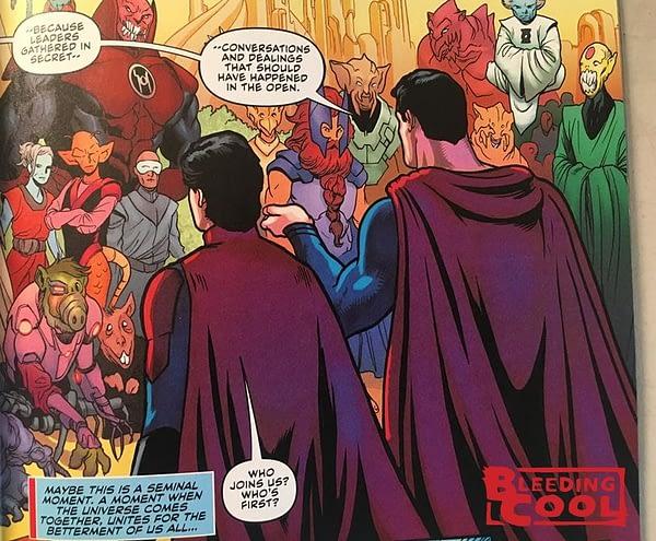 Were Superman #33 and Supergirl #14 Destroyed Over Racial Concerns?
