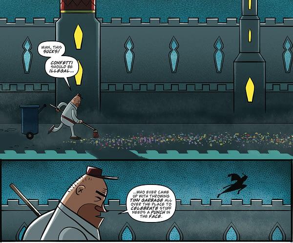 Samurai Jack #16