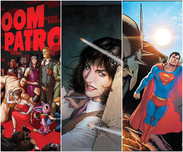 DC Comics Makes Batman/Superman #1, Lois Lane #2 and Doom Patrol #2 Returnable... Mostly