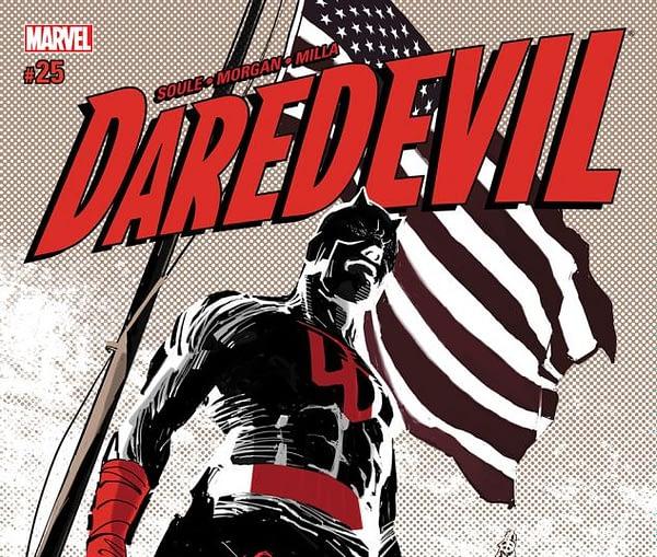 Daredevil #25 Review