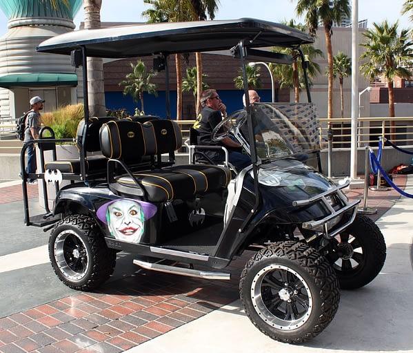 LBCC DIY Joker Cart