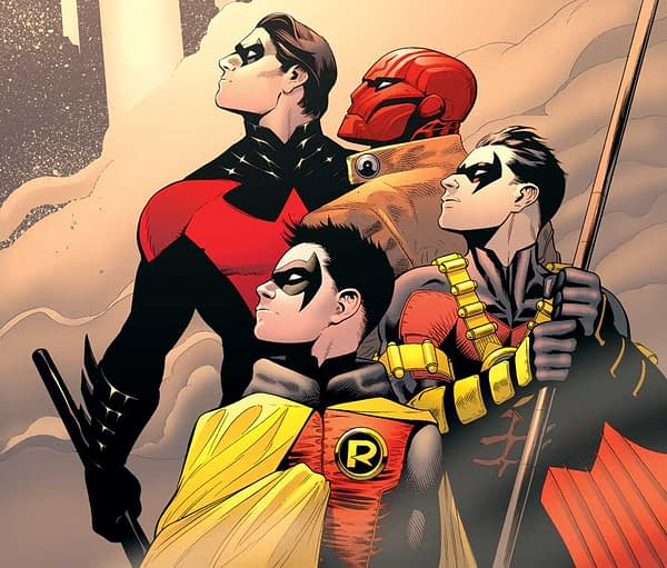 DC Comics, Finally, Gives Every Robin Their Day - or Decade