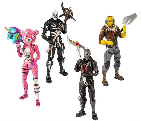 McFarlane Toys Fortnite Figures