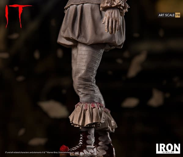 Pennywise Iron Studios Regualr Edition 4