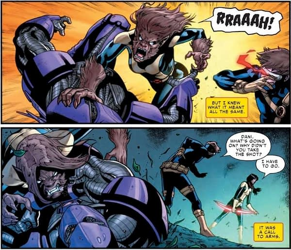Nanny and Orphan Maker are Back in War of the Realms: Uncanny X-Men #1 Preview