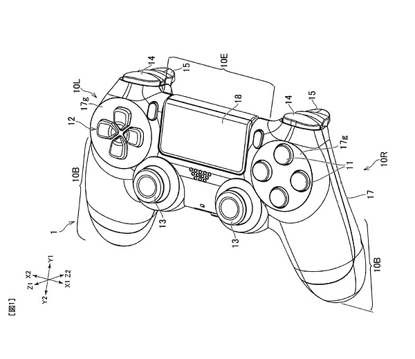 The PS5 Controller May Have Gotten A Last-Minute Patent