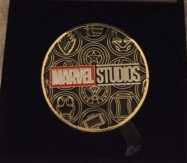 D23 Sorcerer's Package Exclusive Marvel Coin