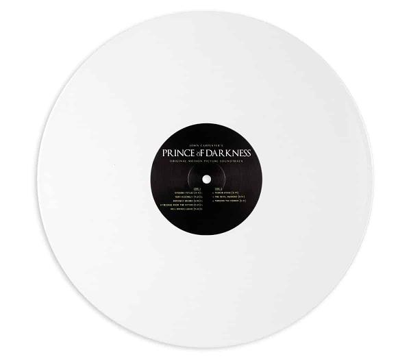 Mondo Prince of Darkness Soundtrack Vinyl 4