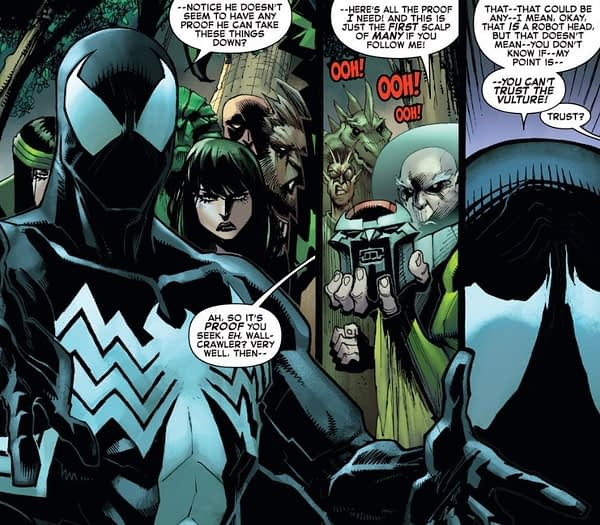 The Vulture Rewrites Marvel History in Amazing Spider-Man #19 (Spoilers)