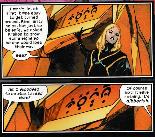 """""""House Of X"""" #1 is the Hickmaniest of Jonathan Hickman Comics - Translated (Spoilers)"""