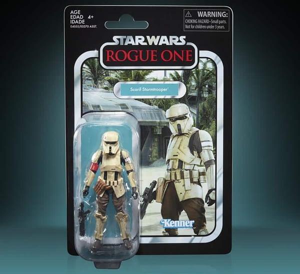 Star Wars Vintage Collection Scarif Trooper 1
