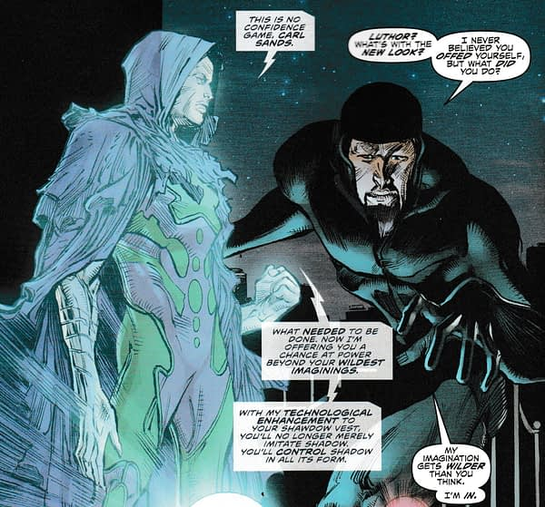 The Offers Being Made (Or Not) in DC's Year of The Villain