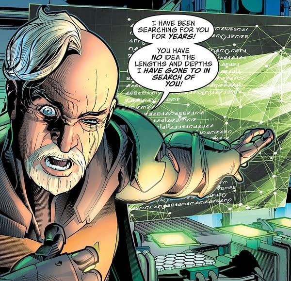What Did You Do, Jor El?! Superman #10
