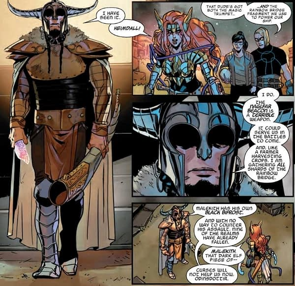 All of That for Nothing? Asgardians of the Galaxy #8