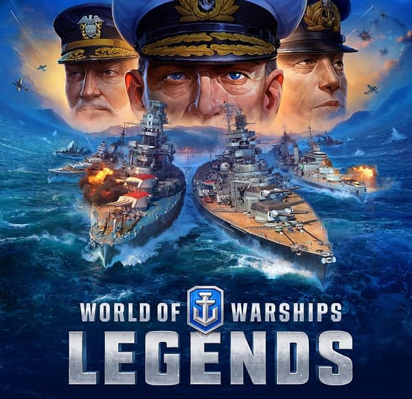 World of Warships: Legends is Entering Console Early Access