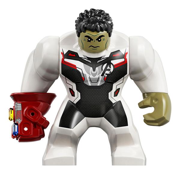 Avengers Endgame LEGO Hulk Drop Set Coming in the Fall