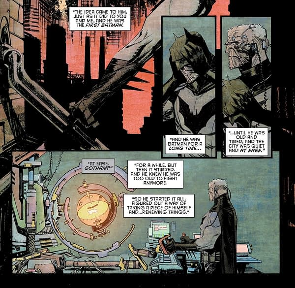 How Scott Snyder Has Been Preparing For Batman: Last Knight On Earth