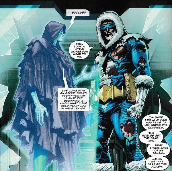 House of X #1 is the Hickmaniest of Jonathan Hickman Comics - Translated