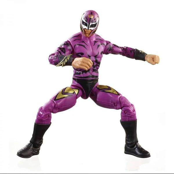 Mattel WWE Elite 67 Rey Mysterio
