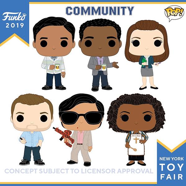 Funko New York Toy Fair Community