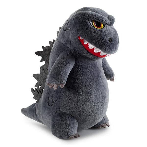 Godzilla Celebrates His 65th Anniversary With Kidrobot