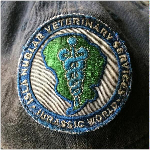 jurassic world patch