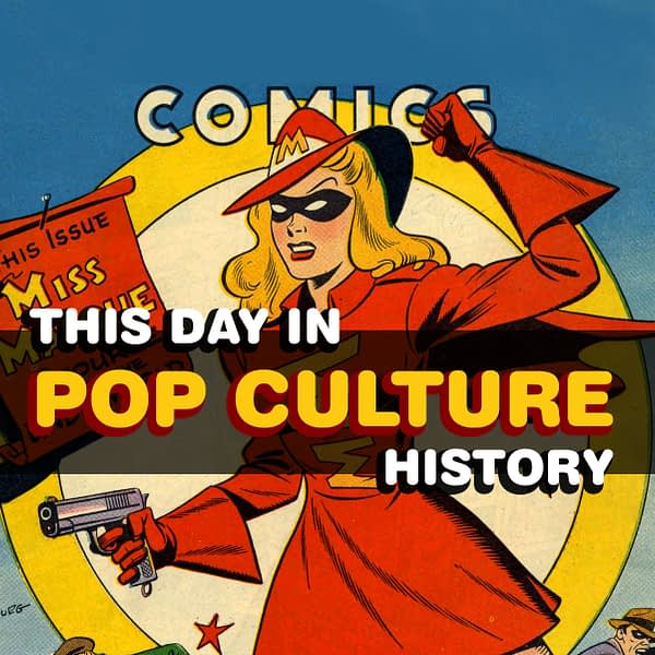 This Day in Pop Culture History