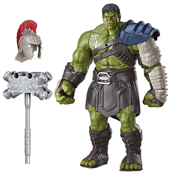 Hasbro Thor Ragnarok Gladiator Hulk Figure