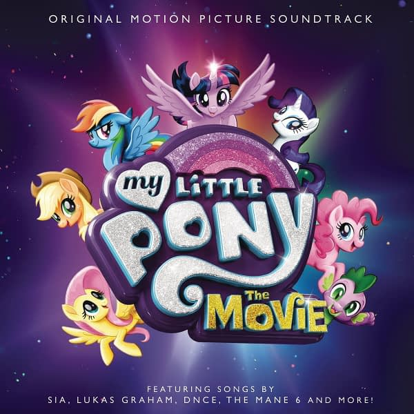 My Little Pony The Movie Soundtrack Cover