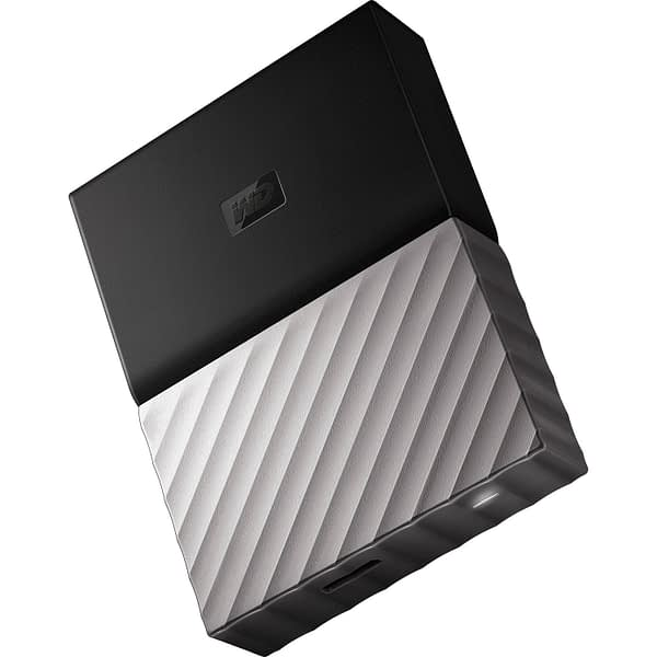 Where Do I Put All This Steam? We Review WD's My Passport Ultra