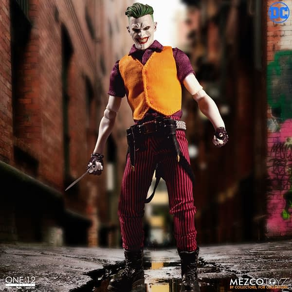 One 12 Collective Joker Clown Prince of Crime 5