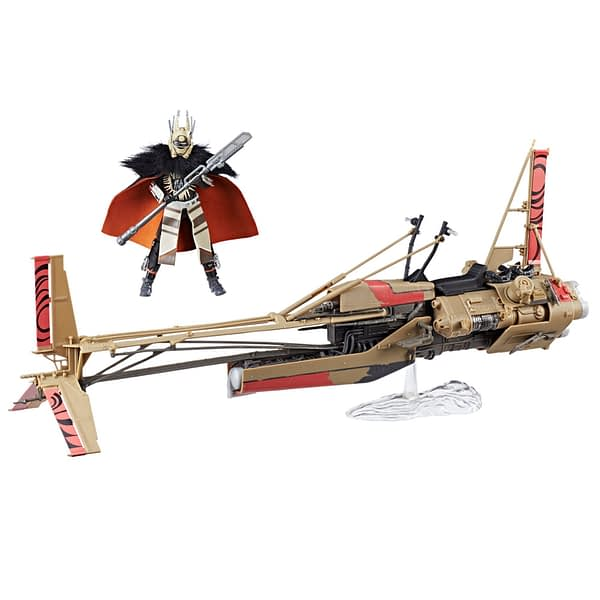Star Wars Solo Enfys Nest and Swoop 5