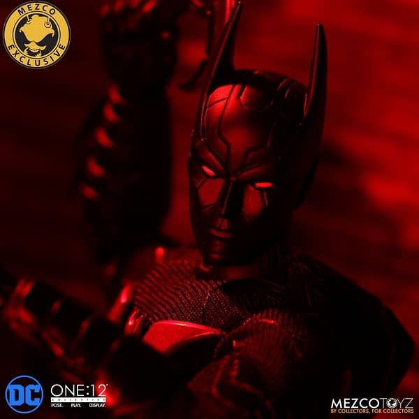 Batman Beyond One 12 Collective Figure Exclusive 10