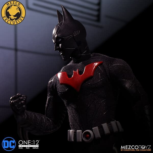 Batman Beyond One 12 Collective Figure Exclusive 11