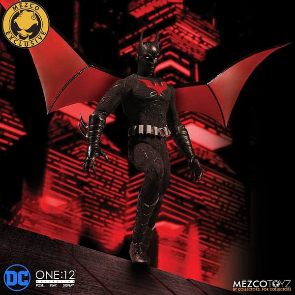 Batman Beyond One 12 Collective Figure Exclusive 2