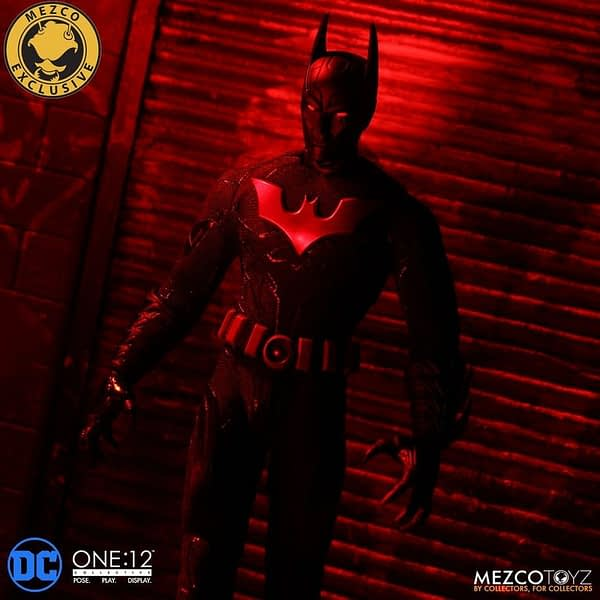 Batman Beyond One 12 Collective Figure Exclusive 9