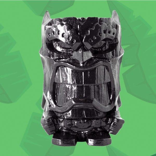 Cryptozoic Obsidian Idol Batman DC Teekeez Vinyl Figure