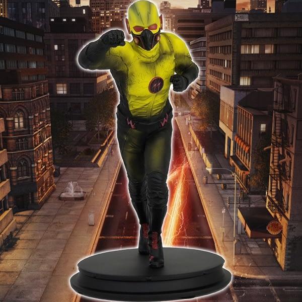 DC The Flash TV Crisis on Earth X Dark Flash Icon Heroes
