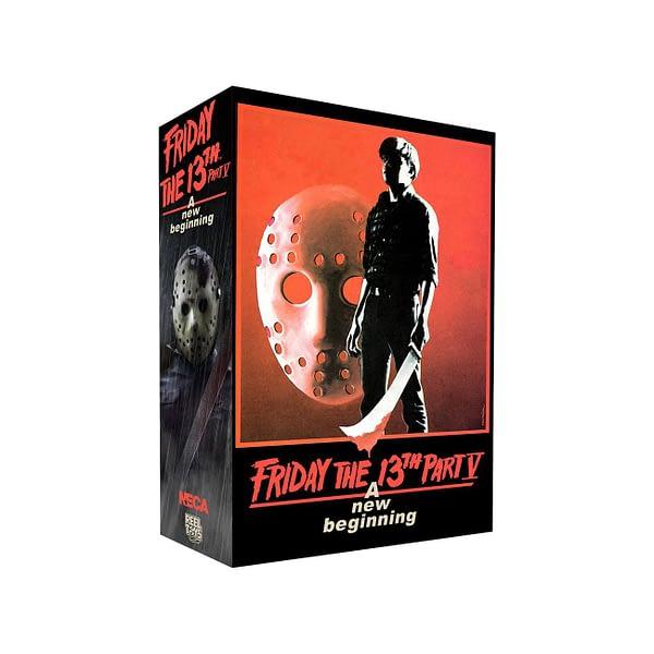 NECA Friday the 13th Part 5 Jason 1