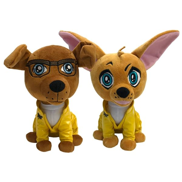 Factory Entertainment Breaking Bad Pawzplay SDCC Exclusive