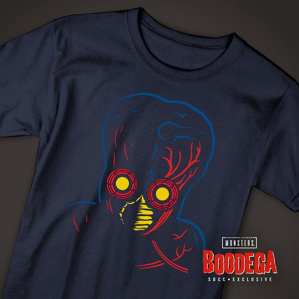 Super7 Universal Monsters Bodega SDCC Shirt 4