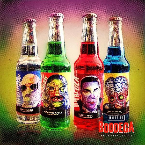 Super7 Universal Monsters Soda