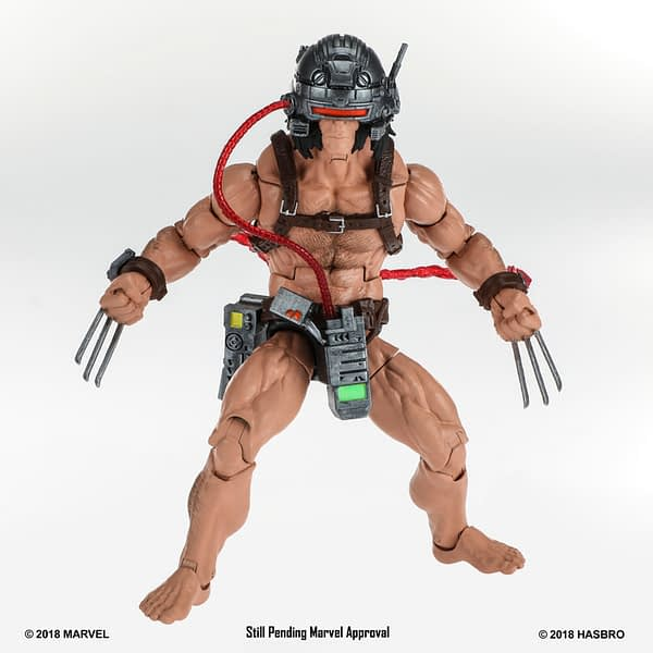 Marvel Legends Weapon X Figure